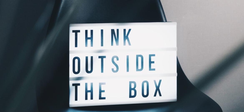 Pensar fuera de la caja - transformación digital