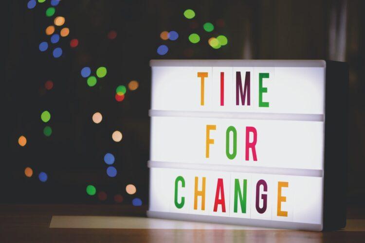 tiempo de cambio - Estrategia transformación digital